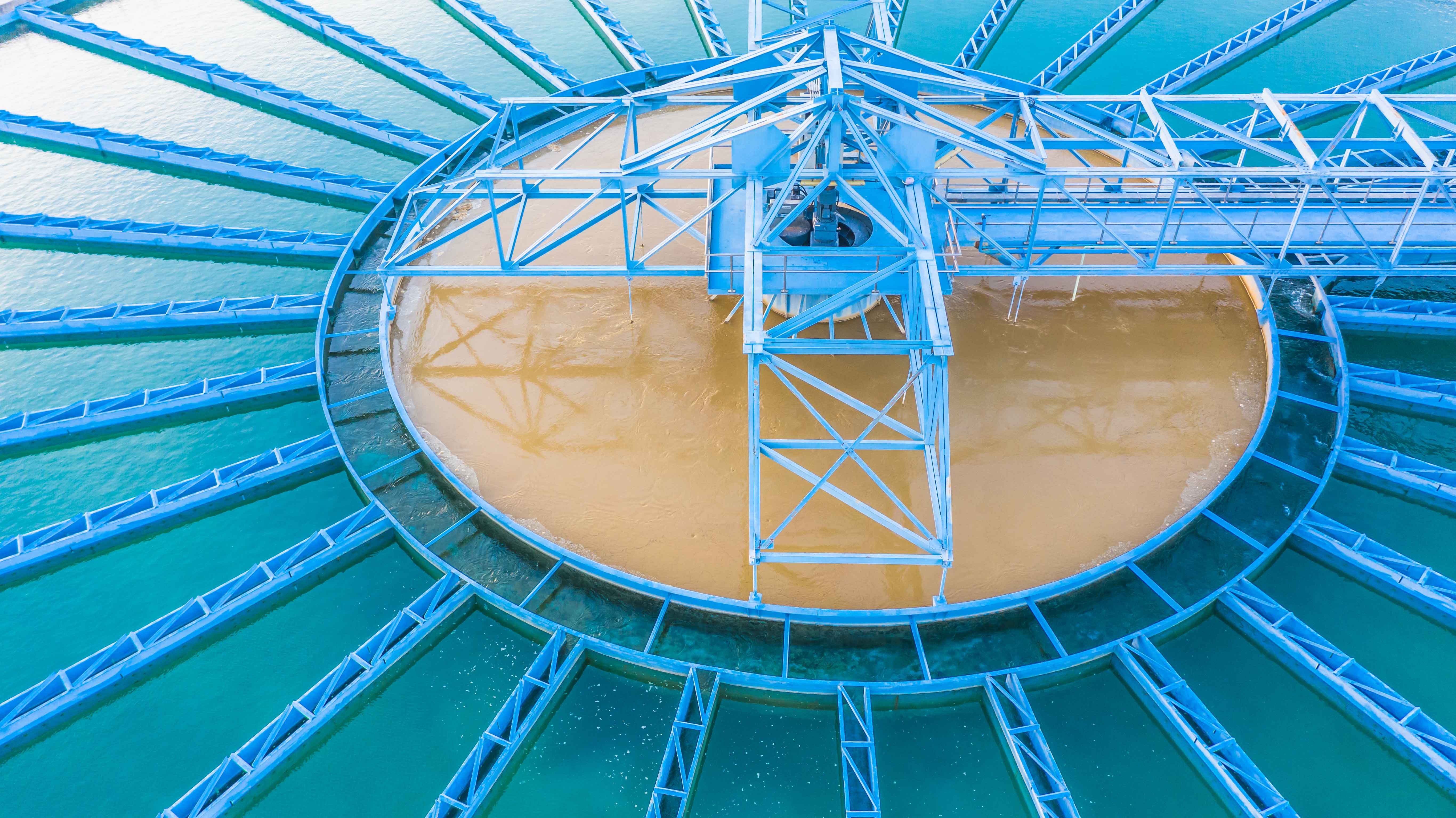 The Role Of Clarifiers In Wastewater Treatment Plants - Organica Biotech